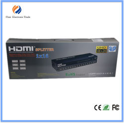 1x16 HDMI Splitter 16 портов, поддержка ек, HDCP, 3D 1080P