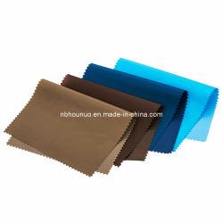 190t Taffata inflables recubiertos con PVC para la almohadilla de hielo, Inflables cama médica en gris, en azul