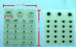 Stootkussen van het Silicone van de Controle van machines het Rubber Zeer belangrijke