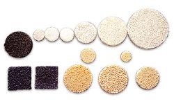 Schmelzflüssiger Schaumgummi-keramischer Bienenwabe-Filter für Metallgießerei