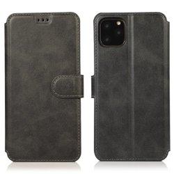 De nieuwe ModelGevallen van het Leer van het Product Pu behandelen het Magnetische Geval van de Telefoon van de Cel van de Portefeuille voor iPhone 11 PRO Maximum