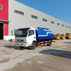 Dongfeng Eurov 4X2 8 de la GAC fécale du camion-citerne d'eaux usées
