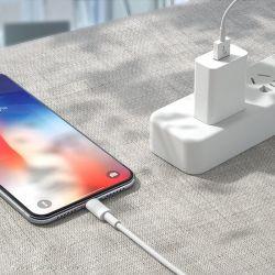 2.1A de snelle het Laden Kabel van usb- Gegevens voor iPhoneLader