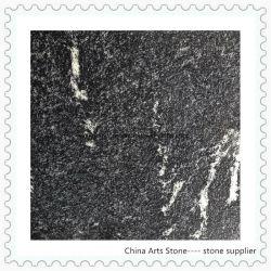 Chinois avec le blanc de granit noir de carreaux de plancher