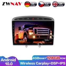 Lettore CarPlay Android Screen Wireless da 128 GB per Peugeot 308 308 sw 408 2012 2013 2014 2015 radio audio GPS navi stereo Unità principale