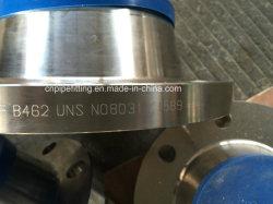 شفاه نيكل أللوي 31، ASTM B462 Uns N08031
