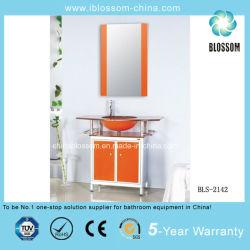 El cuarto de baño cuenca de Cristal de la vanidad (BLS-2142)