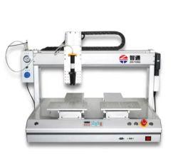 آلة الصمغ وموزع السوائل التلقائية للبصاق، تورينج الأشعة فوق البنفسجية، ترميلت ساخن