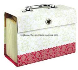 La ampliación de la carpeta de archivos de papel personalizados de bolsillo 18