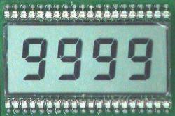 Calculatrice de rétroéclairage LED pour l'écran LCD