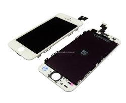 Téléphone cellulaire LCD blanc pour iPhone 5S