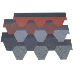 Dakspanen van het Asfalt van het Mozaïek van het Bouwmateriaal van het dak De Hittebestendige voor Verkoop
