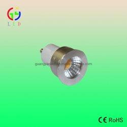 مصابيح إضاءة LED جديدة من نوع Gu11-3W من نوع COB