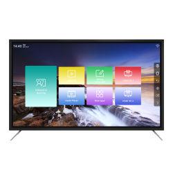 TV LCD a schermo piatto da 55 pollici con più punti Smart Televisione