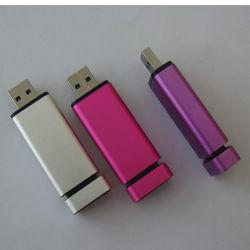 Unidad flash USB retráctil personalizado