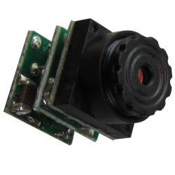2g 520TVL 0.008lux Mini 12v plus petit module de caméra de vidéosurveillance