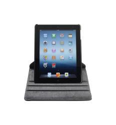 Ультра тонкий кожаный чехол для вращающегося сита iPad mini