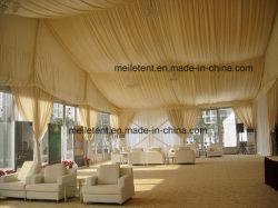 300 places Doublure blanche chapiteau tente de mariage decoration tente de toit