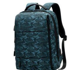 2021 Impermeável Casual Oxford mochila de carregamento USB Saco de viagem de negócios do aluno para roupa suja mochilas