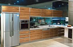 Mobiliário de cozinha de madeira MDF UV brilhante (ZHUV Foshan)