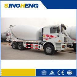شاحنة خالط الخرسانة مقاس 10cbm من طراز Sinotruck المتينة مقاس 6X4