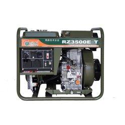 3kw 파워 전자식 시동 디지털 인버터 디젤 제너레이터 가격을 올립니다 상하이