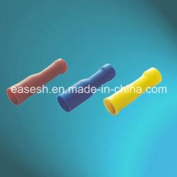 Una entrada fácil aislados con PVC, Terminales de crimpado Bala femenino
