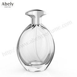 La conception de sexe féminin Le flacon en verre bouteille de parfum vide de gros personnalisé