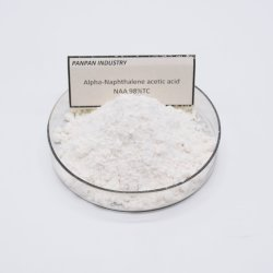 식물 성장 규칙 1-Naphthaleneacet 산성 Naa 유기 화학 농약