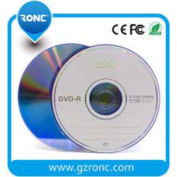 La Chine Les fournisseurs le logo OEM 4.7GB 1-16X 120min DVD vierge
