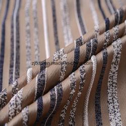 Teinture de fils de chenille du matériel de JACQUARD Tissu canapé et de rideaux