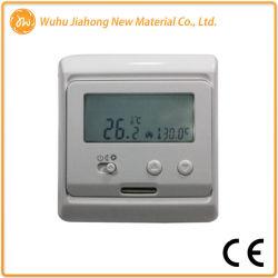 룸 보온장치 LCD 스크린을%s 가진 무선 온도 감지기