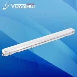 مصباح أنبوبية LED 4 أقدام ضوء FixtualRطفو على السطح ضوء سقف LED مستدير التثبيت