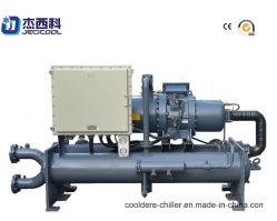 Explosion -Preuve vis refroidi par eau chiller/ l'eau industrielle chiller