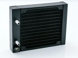 ファン脱熱器パソコンのためのアルミニウム新しい水冷却のラジエーターCPUの液体のクーラー