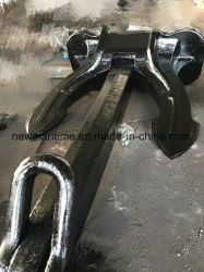 Factory Price Ship Type Hhp M-Spek Anchor for Boat