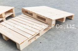Les palettes en bois contreplaqué Palettes des boîtes en bois (caisses, casiers) pour le transport et stockage