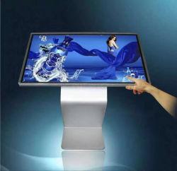 Monitor LCD, Ad Player Digital Signage, tela sensível ao toque, 43 polegadas informações de auto-atendimento Bill Quiosque interativo de pagamento de alimentos, o console de controle de horas