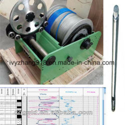 Wasser-Vertiefungs-Bohrloch-Protokollierengeräten-geophysikalisches wohles Logger-Übersichts-Instrument