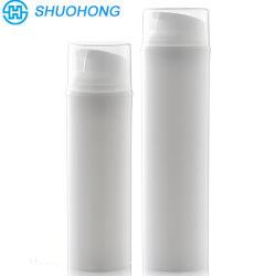 200ml/150ml om de Plastic Fles Zonder lucht van pp