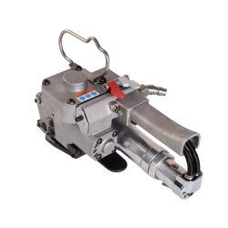 Xqd-19 pneumatische het Vastbinden van het Type van Hulpmiddel van de Verpakking Handbediende Kleine Machine