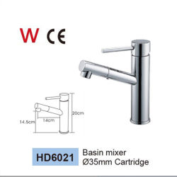 중국에서 제작한 워터마크 승인 욕실 위생 웨어 브래스 타파웨어(HD6021)