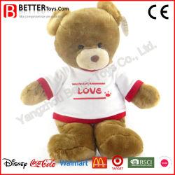 San Valentín regalo de promoción de Venta caliente Peluches Teddy Bear Toy en Tela