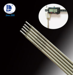 Uitstekende kwaliteit van Vloeistaal 6011 de Lassende Elektrode van het Lassen van Staven