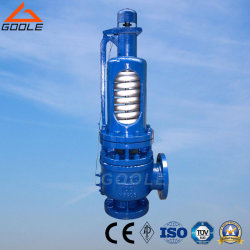 Überdruckventil für hohe Temperatur und Hochdruckdampf (GA48SB/H)