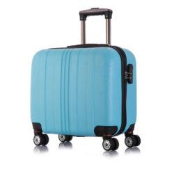 Il colore poco costoso di nuovo modo ABS/Candy/vendita calda/popolare/d'avanguardia/Fashion/1PCS imposta/valigia con 4 rotelle/sacchetto/bagagli/bagagli di corsa