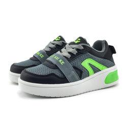 Дети Greatshoe башмаки под руководством Lace Up Детский повседневная обувь девочек привели обувь дешевые цены детей в школе светодиодный индикатор мальчиков обувь