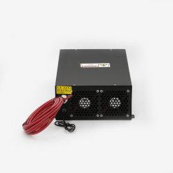 Láser de CO2 de 150W Fuente de alimentación se utiliza en la máquina de corte por láser