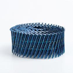 Катушка для поддонов гвоздь стальной проволоки катушки гвозди для пневматических устройство для вбивания гвоздей деревянные поддоны катушки ногтей