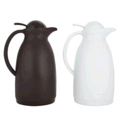 Corps en plastique 1000 ml promotionnel de pot de café vide